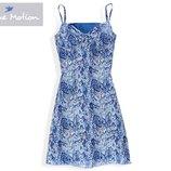 Летнее шифоновое платье от Blue Motion р.S 38 евро