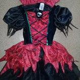 Карнавальное платье на Хеллоуин.