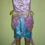 костюм русалочки на 3-6 лет