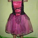 карнавальное платье на 5-7 лет