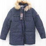 Мужская зимняя куртка 44-54р