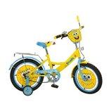 Велосипед детский двухколёсный 16 Спанч Боб SB164