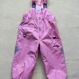 полукомбинезон, штаны Mikk-Line р. 92 см.