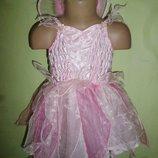 платье феи на 1-3 года