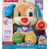 Fisher-Price Laugh & Learn Smart Stages Puppy Умный щенок Fisher-Price обновленный