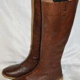 Сапоги кожа Kikers розмір 41, чоботи шкіряні