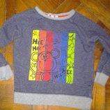 Модний свитер свитшот 3-4 года