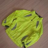 Ветровка Crane для езды на велосипеде, беговеле на 4-5 лет
