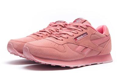 5a53da466 Кроссовки Reebok Classic, женские,замша,розовый: 1010 грн ...