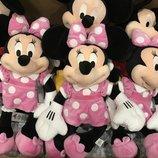 Плюшевая игрушка Минни Маус в розовом платье 48 см Disney Minnie Mouse