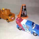 Цена за 3.Disney Pixar Маленькие тачки машинки машина авто игрушка