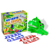 Настольная игра Вечеря с Діно Ужин динозавра Голодный Динозавр