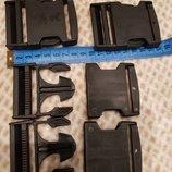 Карабины застежки для сумок рюкзаков ремней