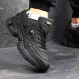 Кроссовки мужские Adidas Raf Simons black