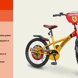 Велосипед 2-х колес 18'' 111808