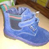 Демисезонные ботинки 26-31 р GFB на мальчика, осенние, весенние, осінь, хлопчик, ботінки, демі