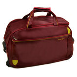 Дорожная сумка на колесах 22838-22in bordo