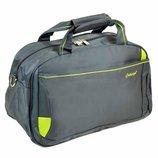 Дорожная сумка-саквояж 22806 20 Medium green
