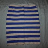 юбка плотный трикотаж р M