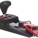 пусковая установка для запуска небольших машинок типа Хот Вилс Hot Wheels, оригинал Маттел