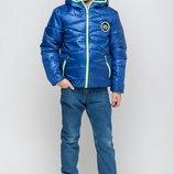 Демисезонная куртка 110-140см