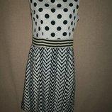Красивое платье RN London р-р10-12