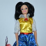 новая красивая кукла белоснежка в платье номерная оригинал сша