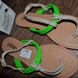 Новые женские сандали босоножки Plato 40р