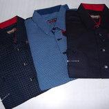 Рубашки IKORAS слим р. 7 - 12