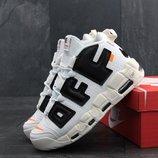 Кроссовки мужские Nike Air More Uptempo х OFF-WHITE