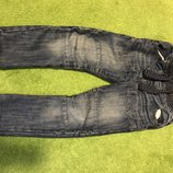 Крутые джинсики F F 6-7 лет 122см