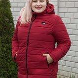 Зимняя куртка PK1-303, размеры 52-62