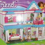 Конструктор Friends гостиница, 649 дет