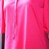 футболка красивенькая розовая