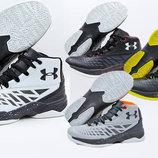 Мужские баскетбольные кроссовки Under Armour 1708 обувь для баскетбола , 3 цвета 41-45 размер, PU
