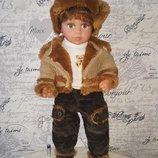 Шикарная кукла мальчик разговаривает на русском