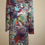 4 XL разм. Очень красивое платье - туника Style. Новое Длина по спинке - 85 см, пог - 56,5 см., поб