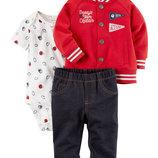 Детский трикотажный спортивный костюмчик на мальчика