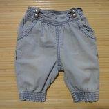 Джинсовые шорты Zara 9-12 мес, 78 см