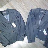 Пиджак новый 2 шт