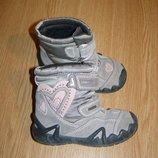 рр 24-15,2 см стильные сапоги ботинки детские Primigi Gore Tex
