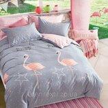 Семейный комплект постельного белья Бязь Голд Люкс 100 %хлопок