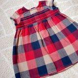 Шикарное тепленькое платье Next туника сарафан