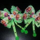 Бантики на резиночках Маша