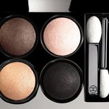 Четырехцветные тени Chanel Les 4 Ombres Quadra Eye Shadow тон 38 premier regard тестер
