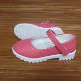 Туфли на девочку размер 28