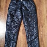 Теплые женские штаны М-Л