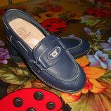 Туфли ортопед кожаные Sázavan 17,5см 26размер