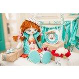 Набор для шитья текстильных кукол Именинница К1006 , 18 45см, в кор.32 23 6см