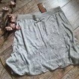 Новая теплая серая юбка от Mango необычной формы